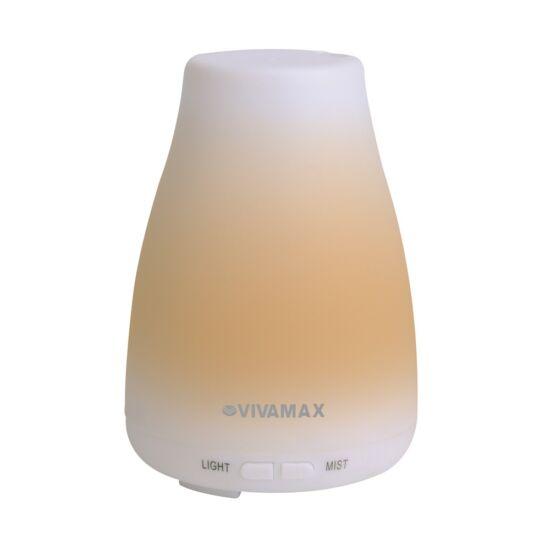 Ultrahangos illóolaj-párologtató éjszakai fénnyel