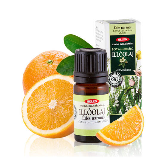 Édes narancs illóolaj bio 5 ml