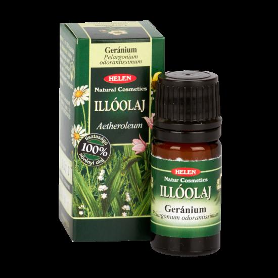 geránium illóolaj 5 ml
