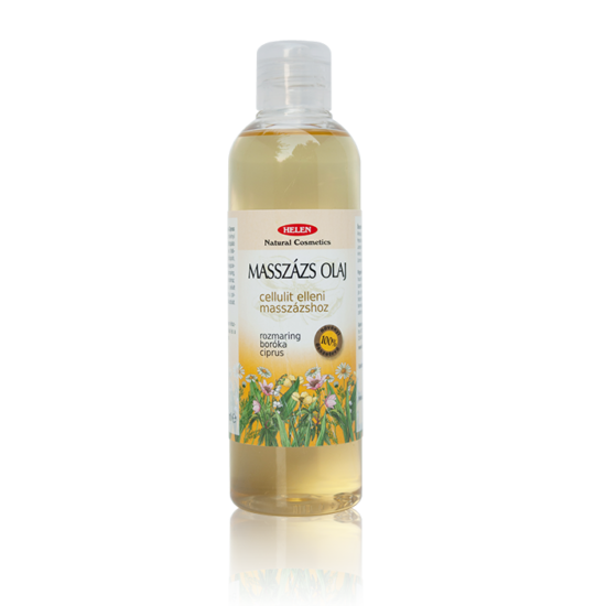 Masszázsolaj cellulit 200 ml
