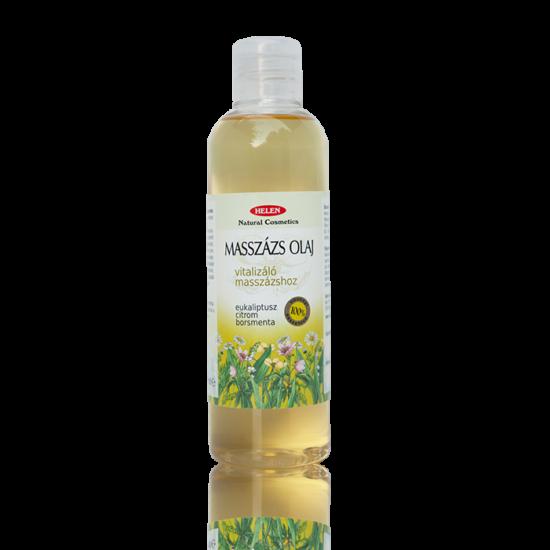 Masszázsolaj vitalizáló 200 ml
