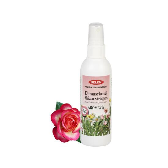 Bio Damaszkuszi Rózsa virágvíz 100 ml