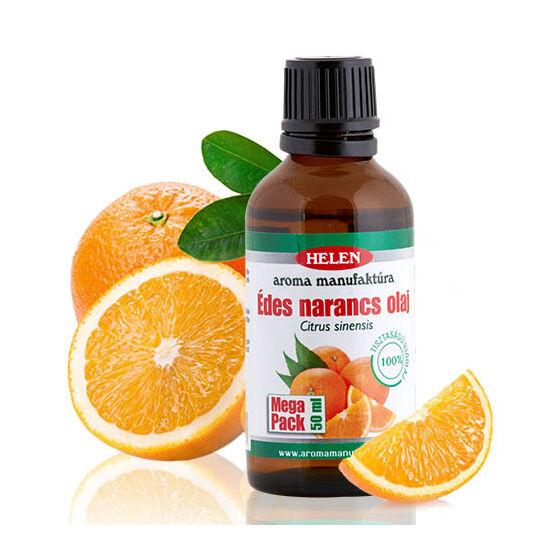 Édes narancs illóolaj Mega Pack 50 ml
