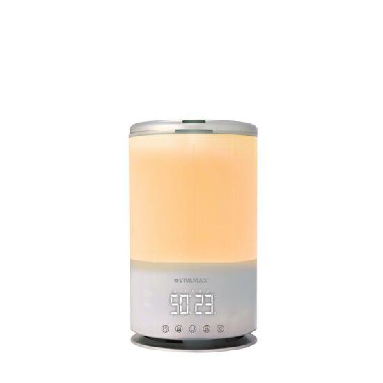 Prémium ultrahangos párásító aromatartállyal