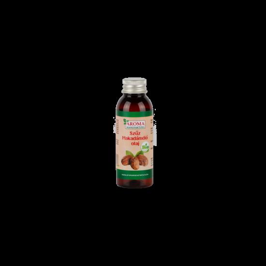 Bio szűz makadámia olaj 50 ml HU-ÖKO-01